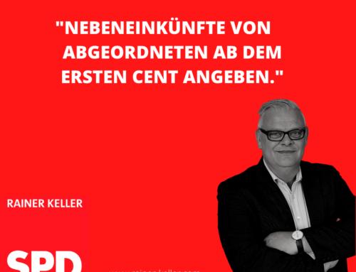 Rainer Keller: +++ KORRUPTION IST KEIN KAVALIERSDELIKT! +++