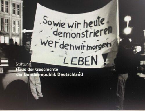 """Gründung eines Fonds: """"Förderung der politischen Bildung zu dem DDR-Unrecht"""""""