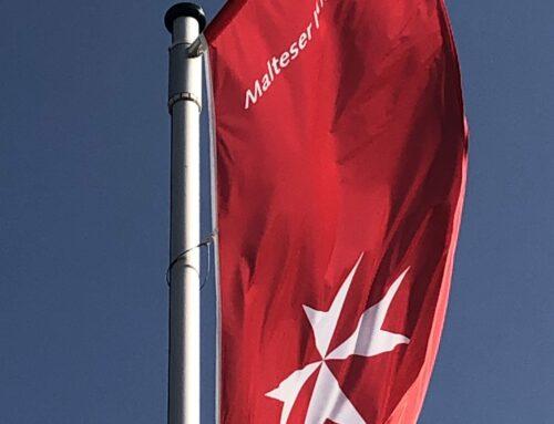 Unterstützung für die Malteser in Wesel